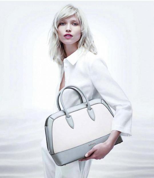 Na luxusní kabelky a módu