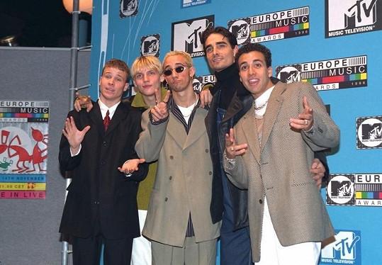 Backstreet Boys na počátku kariéry
