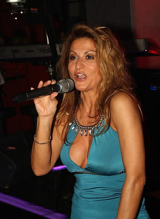 Yvetta Blanarovičová patří k nejhezčím ženám své generace.