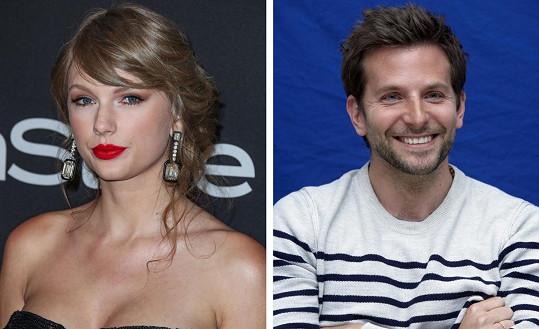 Bradley Cooper neměl o seznámení s Taylor Swift nejmenší zájem.