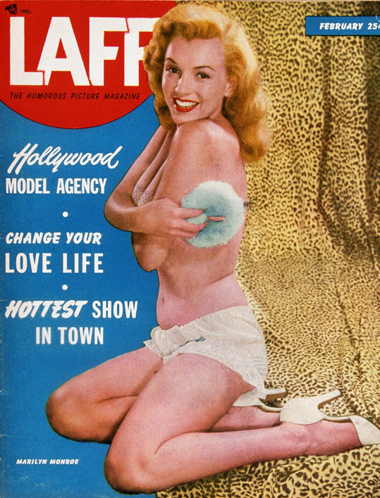 Pochází přibližně z doby, kdy Marilyn pracovala jako modelka a snila o herecké slávě.