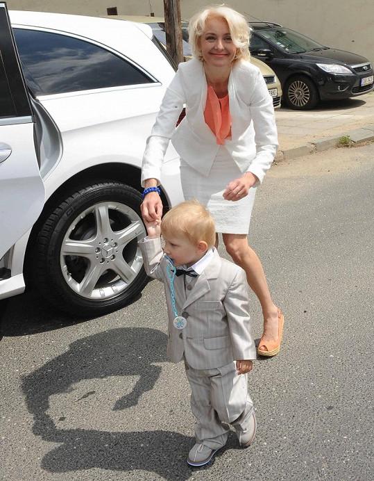 Žilková se setkala s Brejchovou během natáčení seriálu Druhý dech.