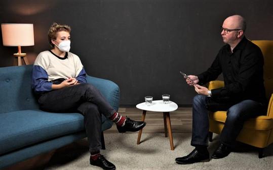 Během interview v pořadu Face To Face se nevyhnula tématu rakoviny.
