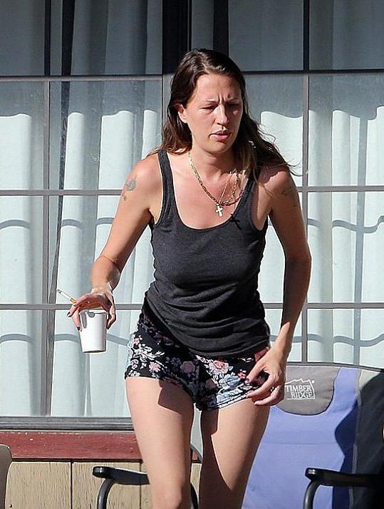 Melissa Meeks předtím, než se dala do zkrášlování...