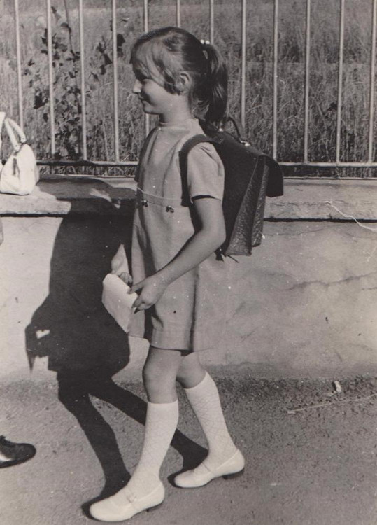 Škola ji vždy bavila.