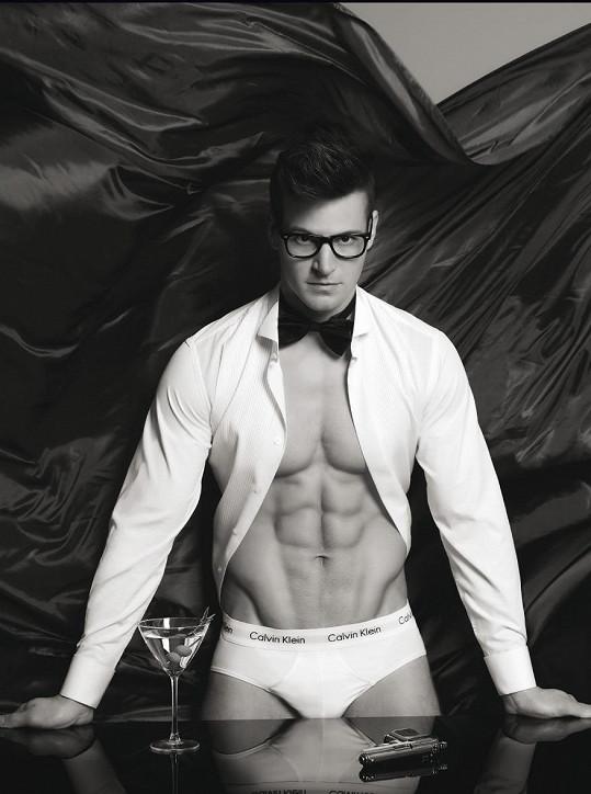 Jakub tvrdí, že modelové si mezi sebou závidí.