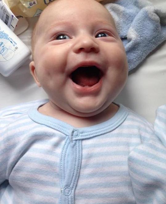 Quentin Kokta a jeho nakažlivý úsměv.