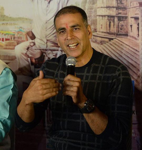 7. Akshay Kumar - 40,5 miliónu amerických dolarů