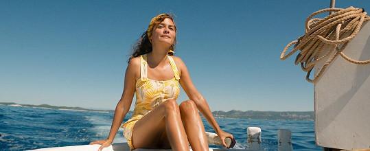 Audrey Tautou ve filmu Odyssea