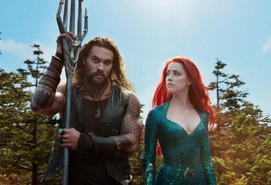 Ve filmu Aquaman byl jejím hereckým kolegou Jason Momoa