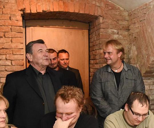 S producentem Vinařů, Lidic a Bobulí Tomášem Vicanem