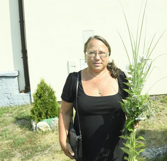 Marie Kottová, sestra Hany Krampolové