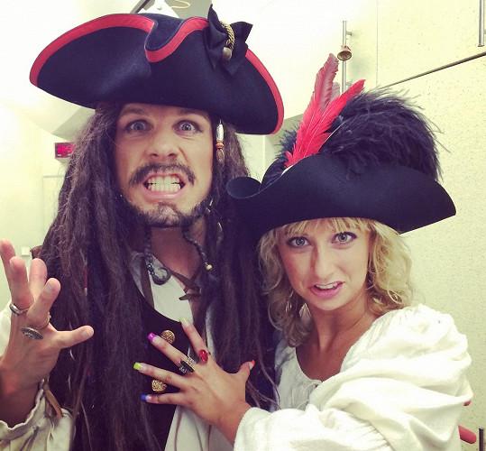 V nových dílech pořadu Taneční hrátky s Honzou Onderem se objeví i číslo inspirované filmem Piráti z Karibiku.