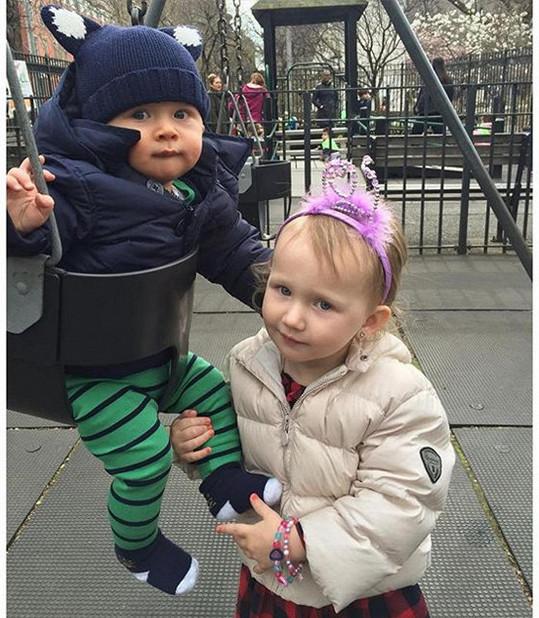 Carmen a Rafael se letos dočkají sourozence.