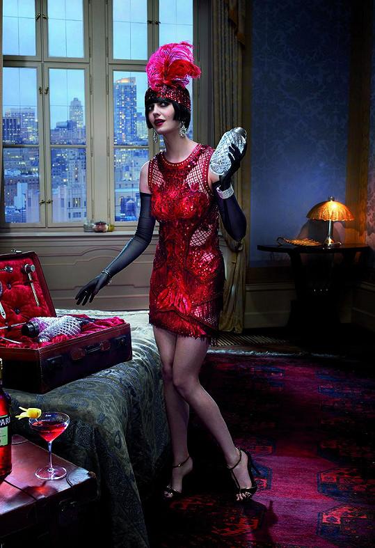 Eva Green byla neuvěřitelně sexy.