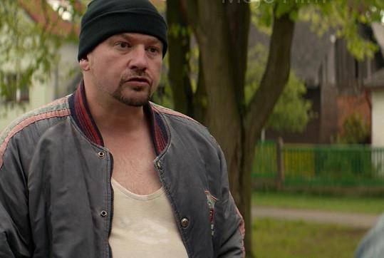 Marek Taclík ve filmu Štěstí je krásná věc