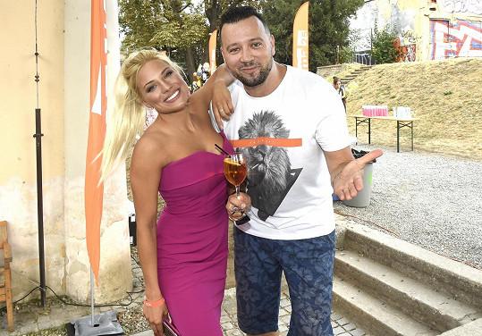 Michal Kavalčík a Eva Perkausová