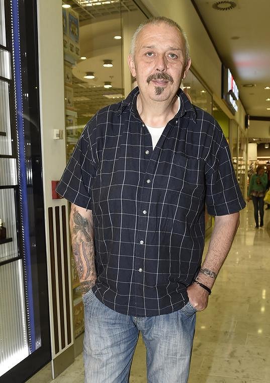 Pavel Vohnout alias Kyklop