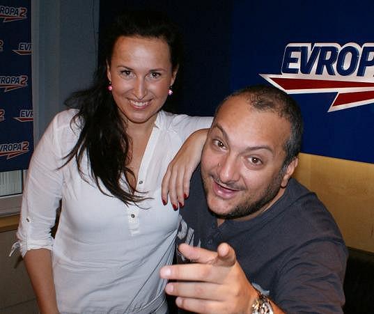 Lucie Šilhánová a Patrik Hezucký budou moderovat soutěž krásy Miss Junior.