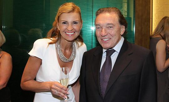 Tamara spolupracovala například i s naší největší hvězdou Karlem Gottem.