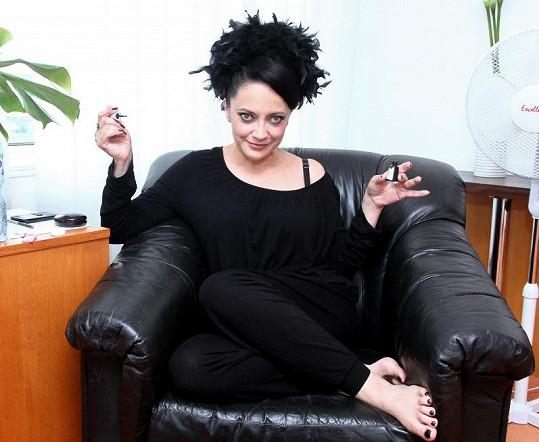 Lucie Bílá věnuje všechen svůj volný čas natáčení Talentu.