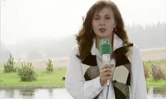 Iveta Toušlová letos oslavila 25 let v redakci zpravodajství České televize.