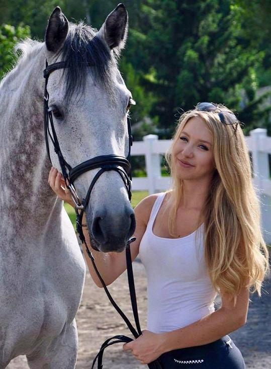 Dceři Kateřiny Brožové je už 16 let.
