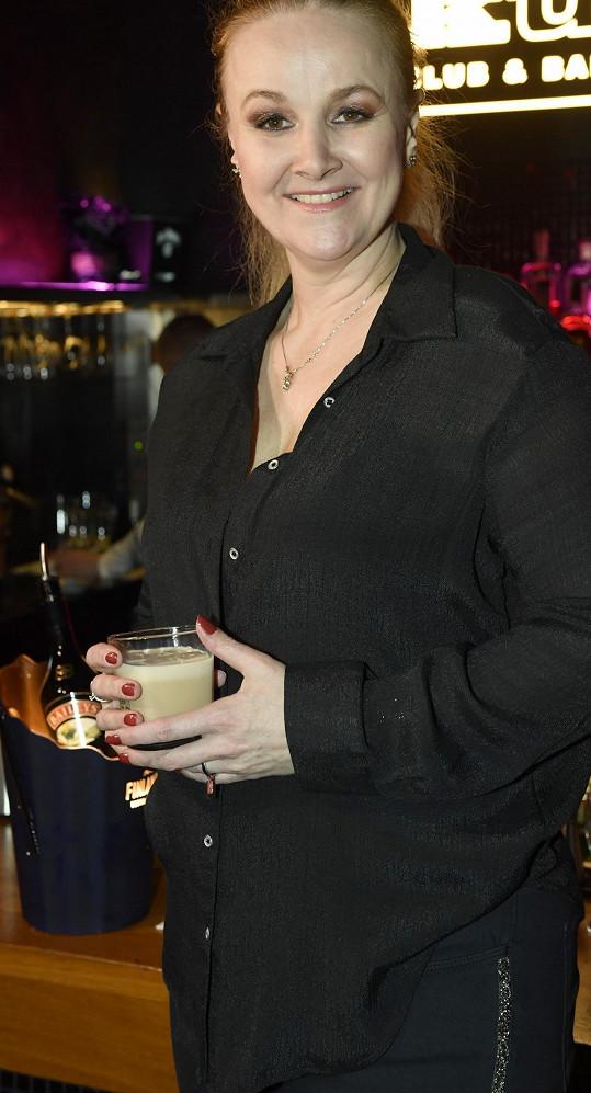 Linda Finková je momentálně spokojená s tím, jaké má vztahy se svým odloučeným manželem.