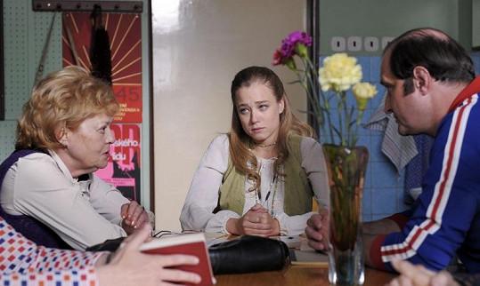 Záběr z filmu Občanský průkaz