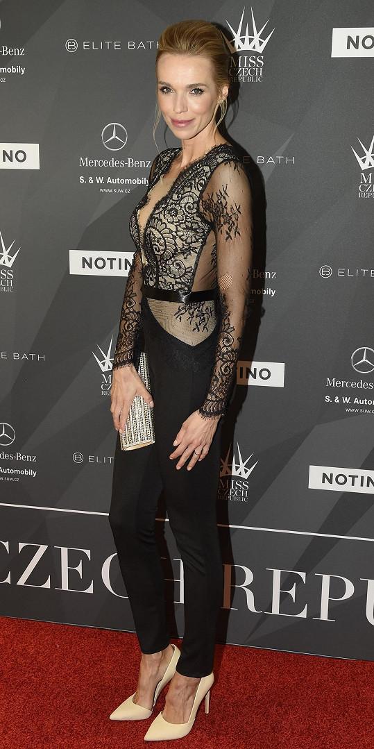 Tahle Hanka vyrazila na finále Miss Czech Republic.