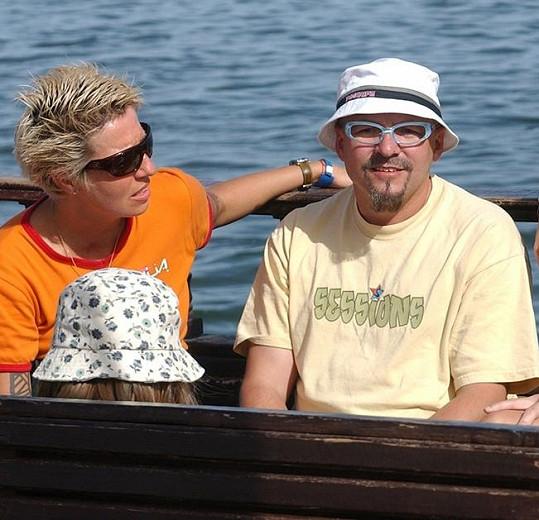 Marcela Březinová a Zdeněk Švarc.