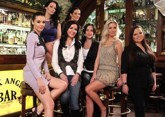 Tyto dámy spojuje společenský magazín.