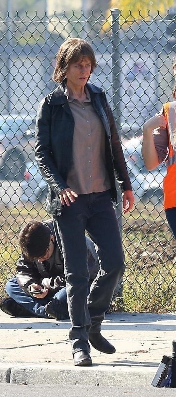 Momentálně Kidman v LA natáčí film Destroyer.