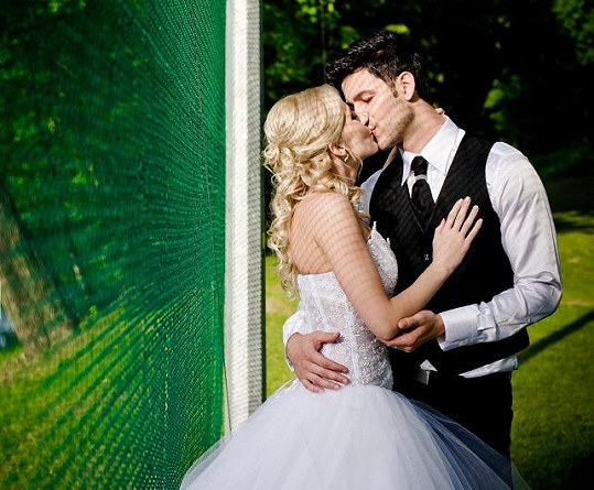Na svatební cestu pojedou novomanželé na Maledivy.