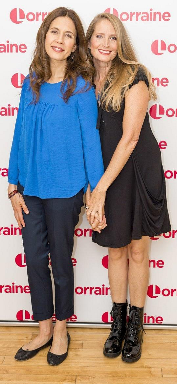 Jane Sibbett a Jessica Hecht, které čeští diváci mohou znát ze seriálu Přátelé.