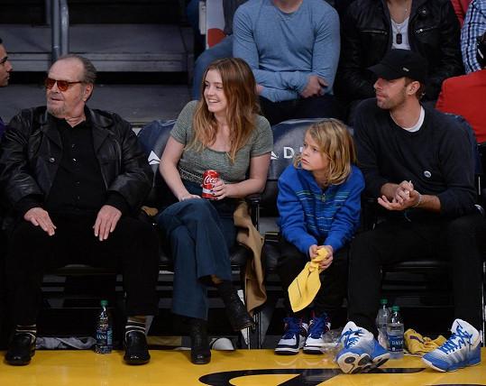 Slavní otcové a jejich děti seděli hned vedle sebe.