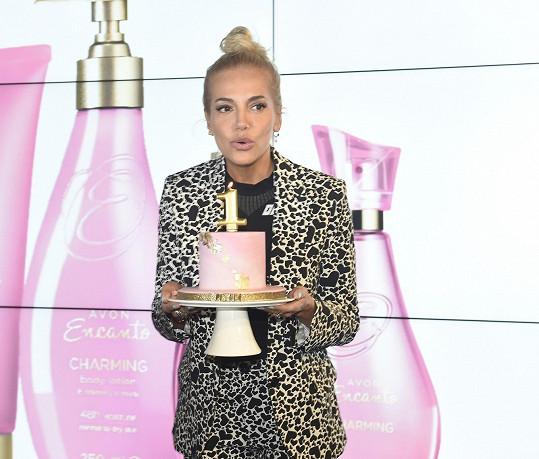Dara podpořila kampaň kosmetické společnosti, ve které hrají důležitou roli příběhy žen.
