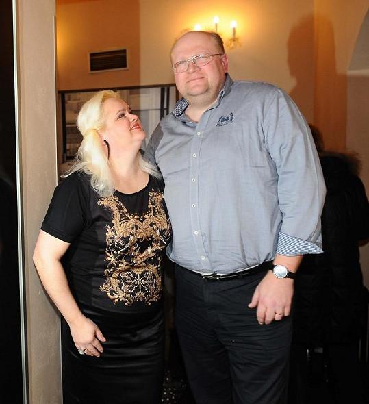 Auťák dostala od svého manžela Michala.