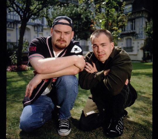 Wachowští odstartovali kariéru jako bratři Andy a Larry.