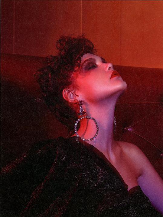 Modelka pracovala pro magazín Top Fashion už v minulosti.
