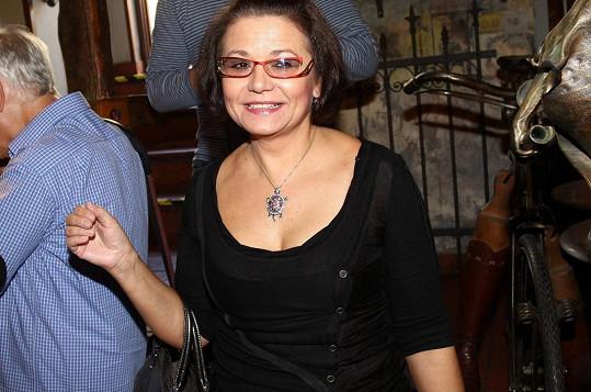 Ivana Andrlová v roce 2011