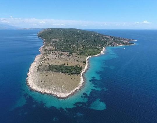 Obsazenost pláží kontrolovali s pomocí dronu.