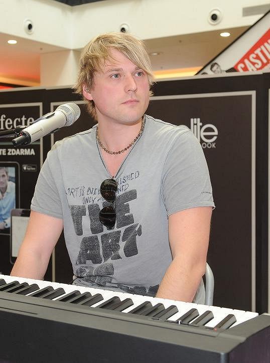 V rámci doprovodného programu vystupoval zpěvák David Deyl.