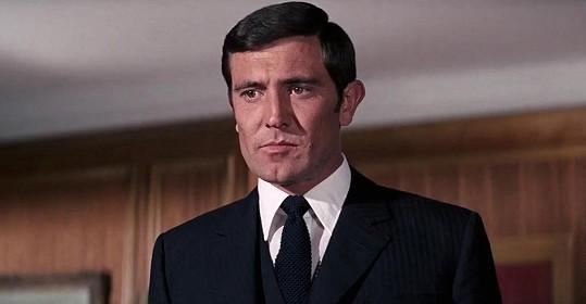 George Lazenby v bondovce V tajné službě Jejího veličenstva (1969)