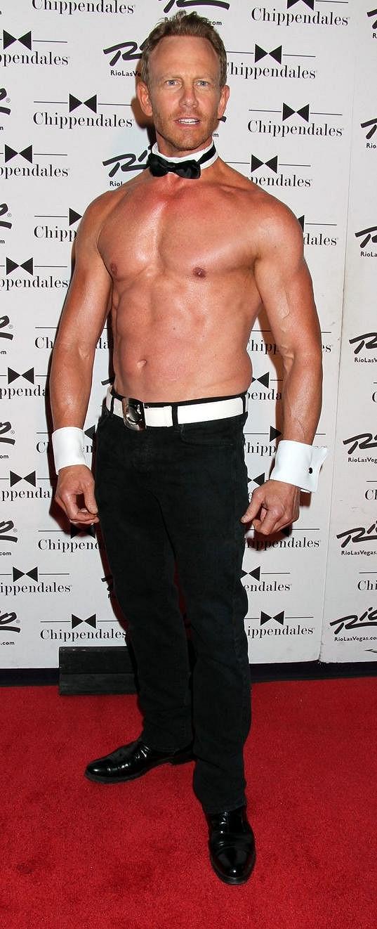 Ian Ziering letos oslavil padesátku.