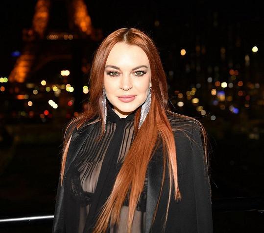 Lindsay bude bohužel navždy provázet její skandální minulost plná drog a alkoholu.