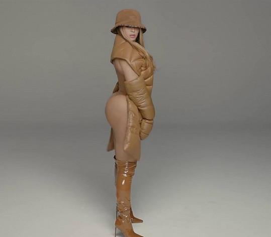 Beyoncé ve své nové kolekci odhalila pozadí.