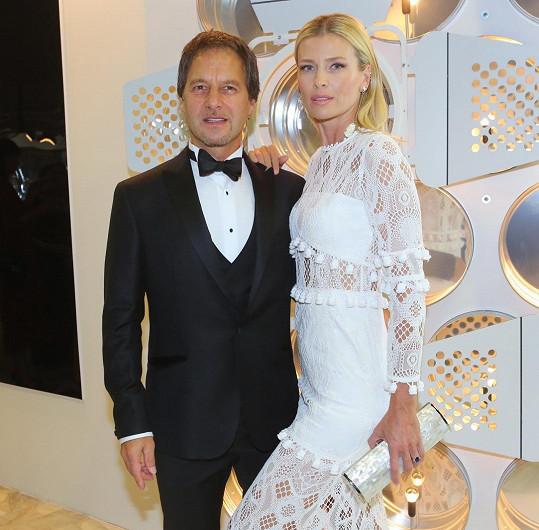 Daniela Peštová a Pavol Habera