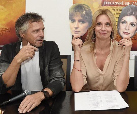 Ivana si zahraje po boku Janka Ledeckého.