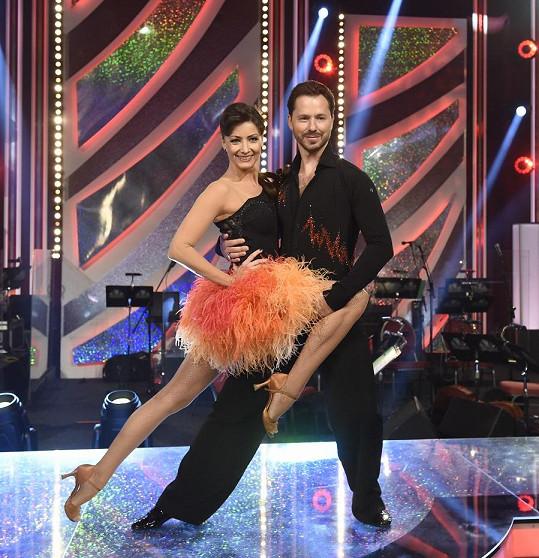 Daniela Šinkorová a Michal Padevět
